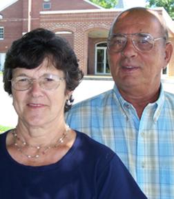 Lee and Edie Ressler