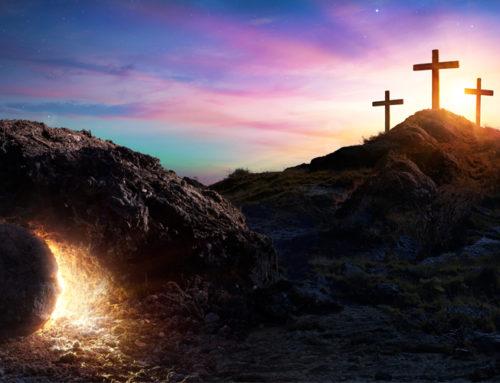 Easter Devotional by Pastor Scott