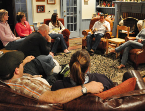 Small Groups for Growth and Community