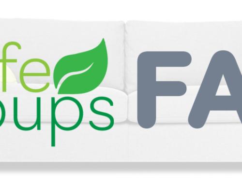 Life Groups – Frequently Asked Questions